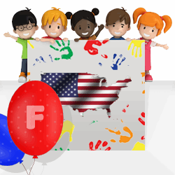 American girls names beginning with F