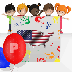 American girls names beginning with P