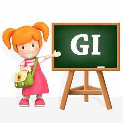Girls names beginning with GI