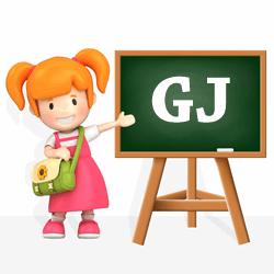 Girls names beginning with GJ