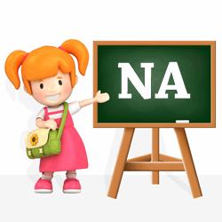 Initials - NA