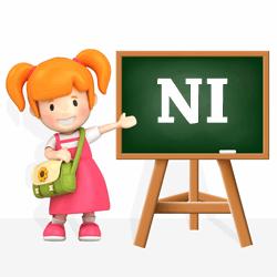 Girls names beginning with NI