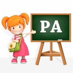 Initials - PA