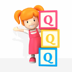 Girls names beginning with Q