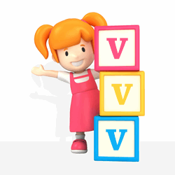 Girls names beginning with V