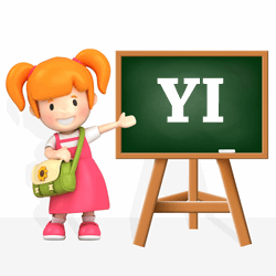 Girls names beginning with YI
