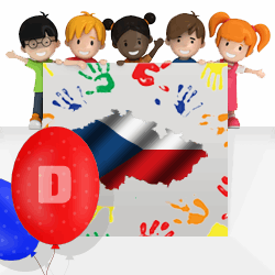 Czech girls names beginning with D