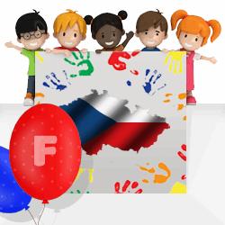 Czech girls names beginning with F