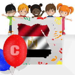 Egyptian girls names beginning with C