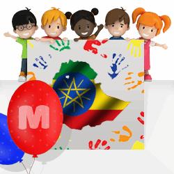 Ethiopian girls names beginning with M