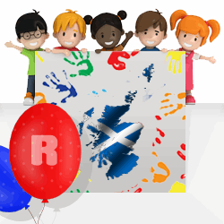 Scottish girls names beginning with R