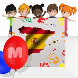 Spanish girls names beginning with M