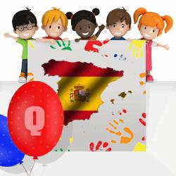Spanish girls names beginning with Q